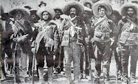 Pancho Villa and his men