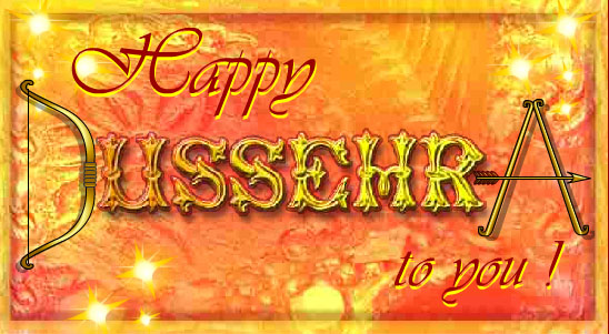 Happy Dussehra SMS - Wises, Messages For Friends