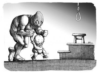 Iran has a bloodstained record of sending juvenile offenders to the gallows.