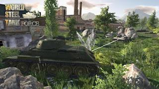 World Of Steel : Tank Force v1.0.7
