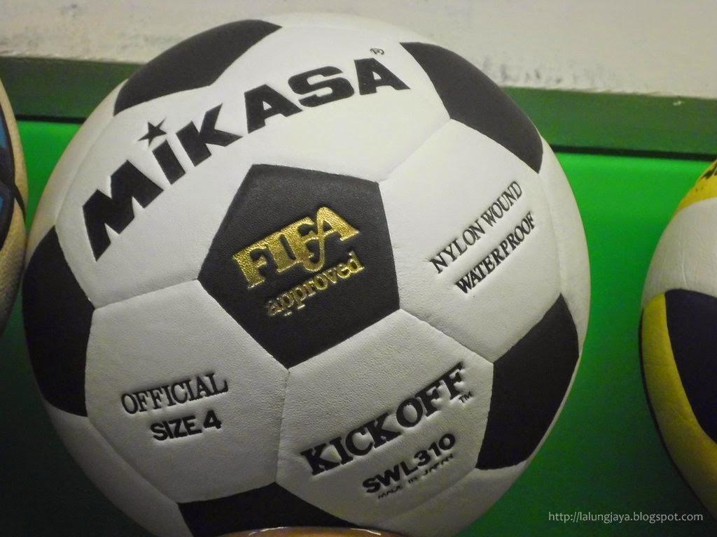 Sepak Bola Mikasa Daftar Harga Terbaru Dan Terupdate Indonesia Volare Sepakbola Swl310 Size 4