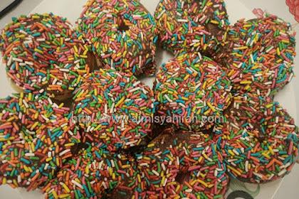 Resepi Donut Coklat