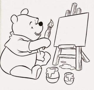 Dibujos Animados Para Colorear Lindos Dibujos Para Pintar Todo En