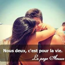 Message d'amour 2016