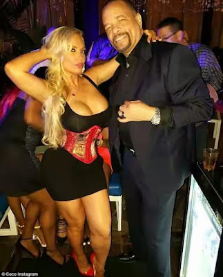 Ice T and Coco Austin is romantic and streaming excel