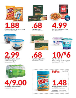 HyVee weekly specials
