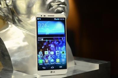 Thay mat kinh LG Optimus G2 chinh hang