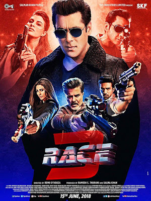 Race 3 2018 300MB 480p Movie Download Free