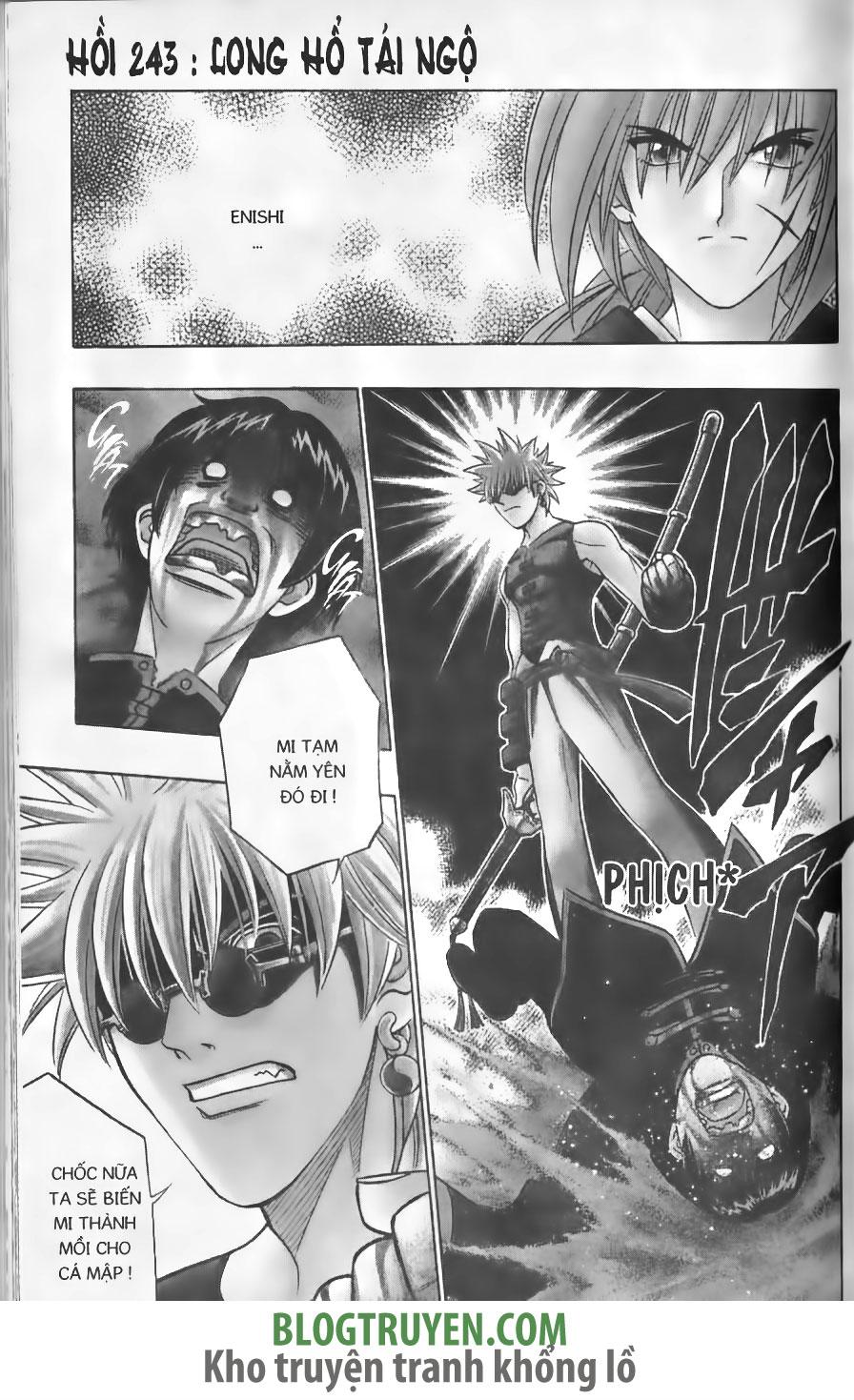 Rurouni Kenshin chap 243 trang 3