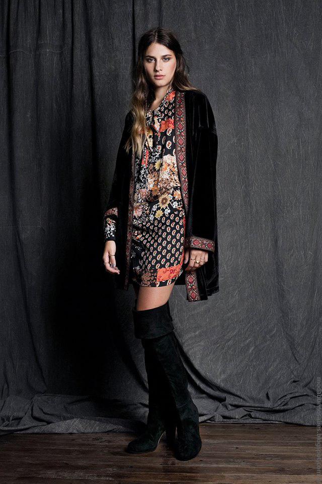 Sacos invierno 2016 ropa de mujer moda Sans Doute.