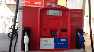 Jelang Kemerdekaan, Pertamax Turun Rp200-Rp300/Liter di Luar Jawa