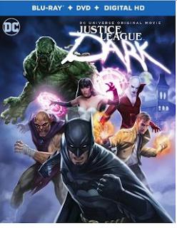 Download Film Justice League Dark (2017) BluRay 720p Ganool Movie