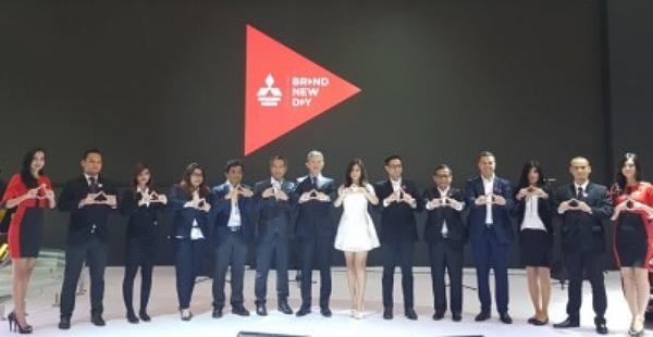 Tiga Elemen Penting Tagline Baru Mitsubishi Brand New Day