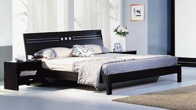 9 model tempat tidur minimalis yang cocok untuk pengantin baru