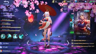 Kagura Mobile Legends