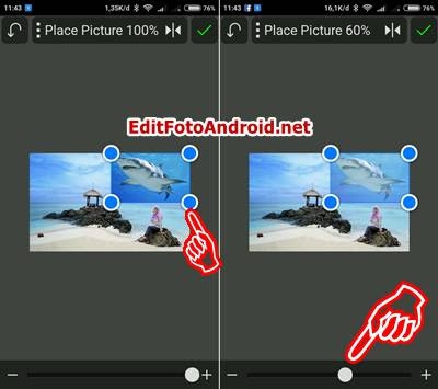Tutorial Edit Foto Up and Up 4