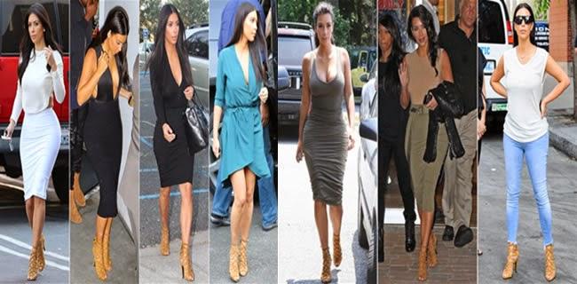 Sandalias Favoritas de Kim Kardashian