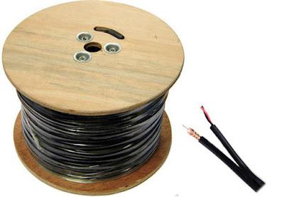 Cara Menggunakan Kabel Kamera CCTV