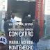 Motorista invade Farmácia com carro na Maria Lacerda Montenegro