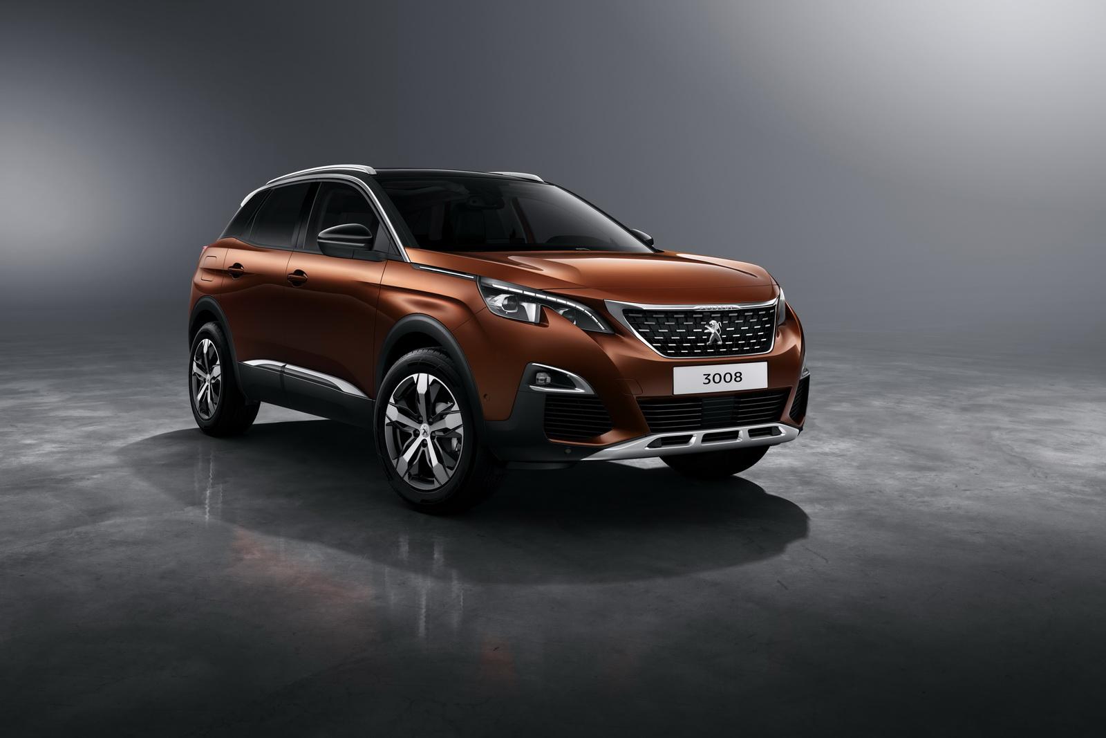 Peugeot Reveals Qashqai Rivalling Suv Pics