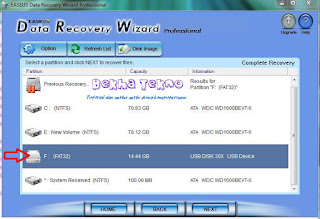 Easus Data Recovery Wizard 2