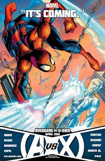 Especial: Vingadores vs. X-Men, HQs e novidades para 2012. 10