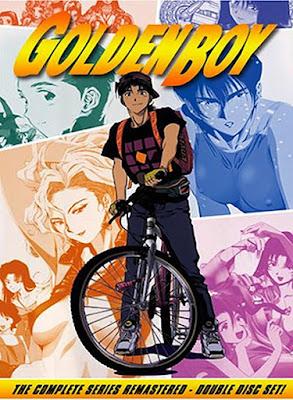 Golden boy - comedy yang menggunakan ecchi
