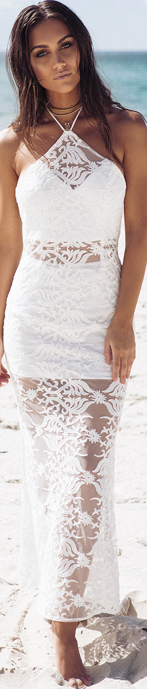Sabo Skirt Highness Lace Dress