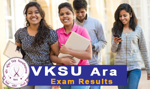 vksu ara result 2018 ba bsc bcom bca part 1 2 3 vksu.ac.in 2017