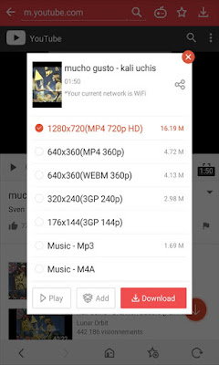 تحميل تطبيق Vidmate -HD Video Downloaderللاندرويد مجاناً
