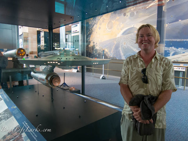 Enterprise Studio Model, Air and Space Museum