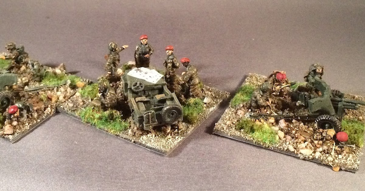 Bob S Miniature Wargaming Blog Rest Of The 1 72 Scale