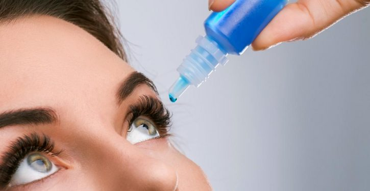 Myopic People Should Not Wear Glasses Anymore Because Of Eye Drops
