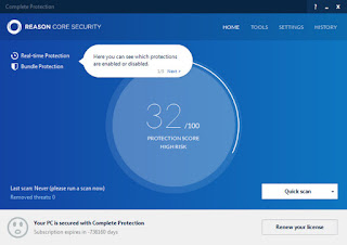 Reason Core Security 1.2.0.0 Crack+ Serial Key FREE Download