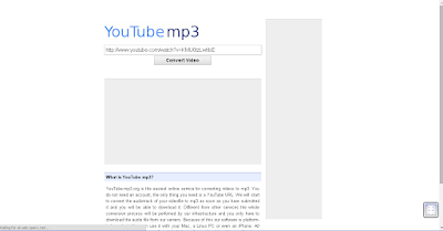 youtube to mp3 convert