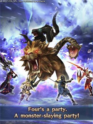 Monster Hunter Dragon Project Mod Apk