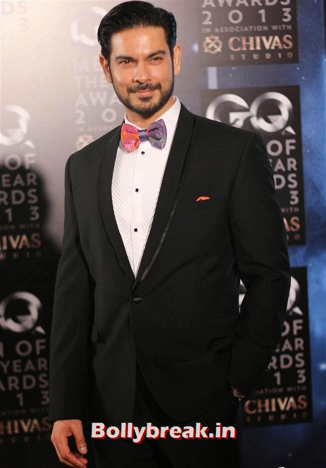 , GQ Man of the Year Award 2013