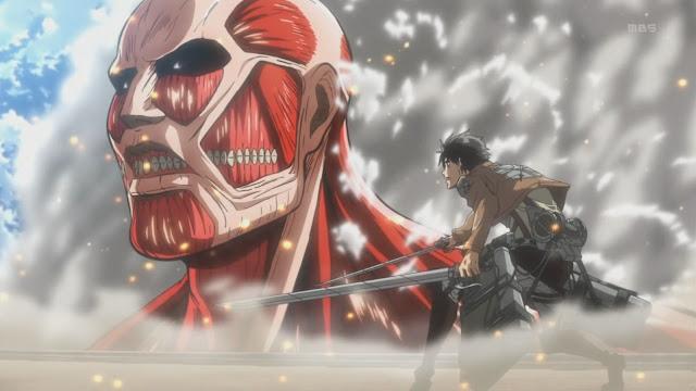 Ataque dos Titãs, Shingeki no Kyojin, uma garota chamada sam