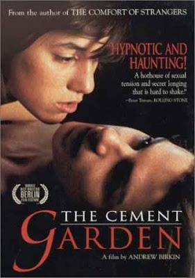 Цементный сад. / The Cement Garden.