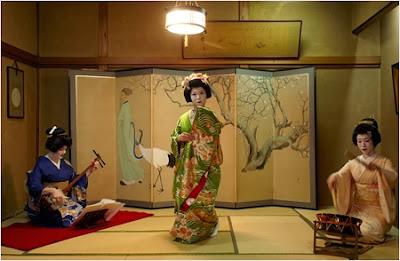 ระบำเกอิชา (Geisha)