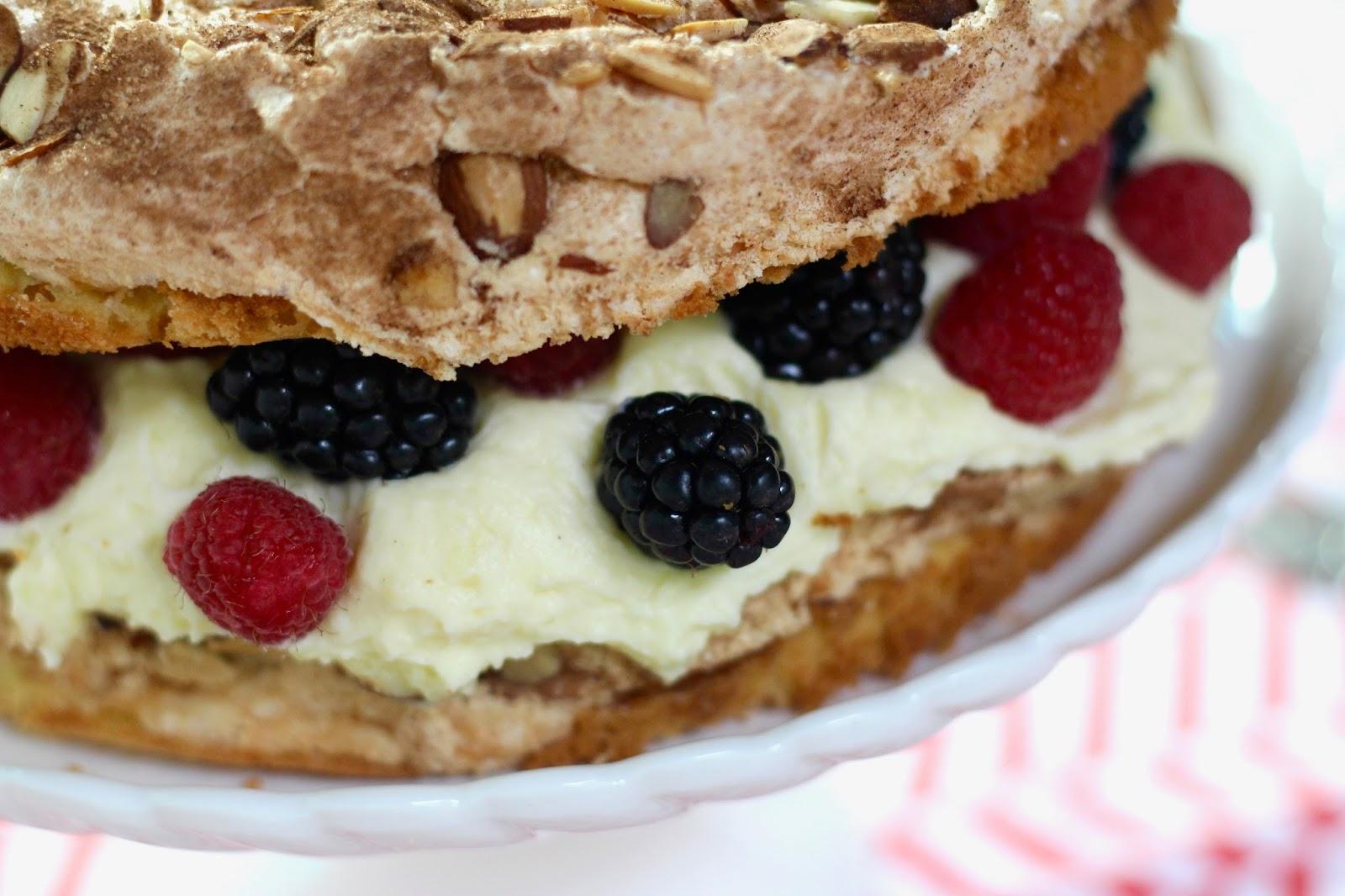White Cake Recipe King Arthur: Berry Blitz Torte: King Arthur Flour's Bakelaong May