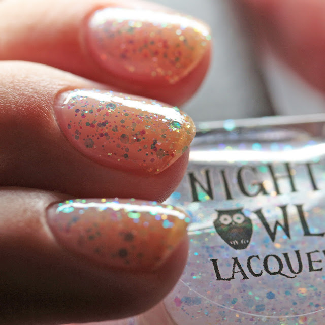 Night Owl Lacquer Potion Bubbles