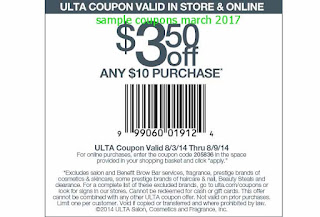 Ulta coupons march