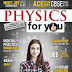 PHYSICS FOR YOU — DECEMBER 2017