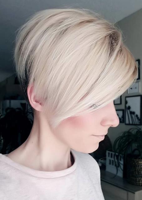 short pixie wigs 2019