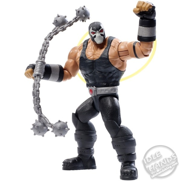 Toy Fair 2019 Mattel Batman Missions Bane 6 inch Action Figure