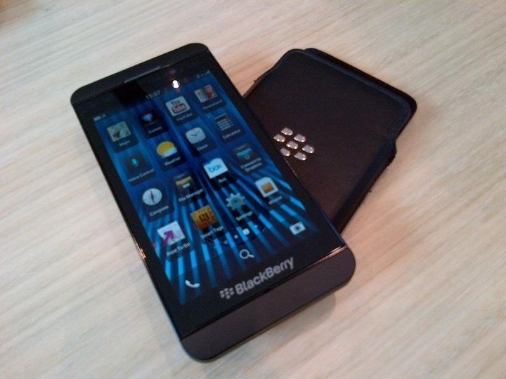 blackberry menggunakan sistem operasi android