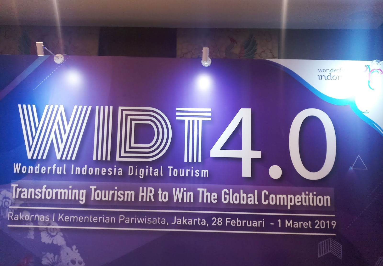 travelplusindonesia  Ini 6 Program Inisiatif Menuju Digital Tourism ... fe6a301f33