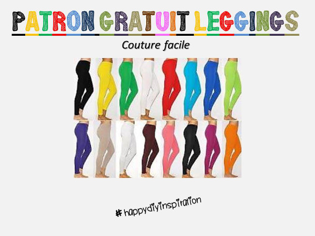 Leggings Legging noir, legging fermetures, tregging