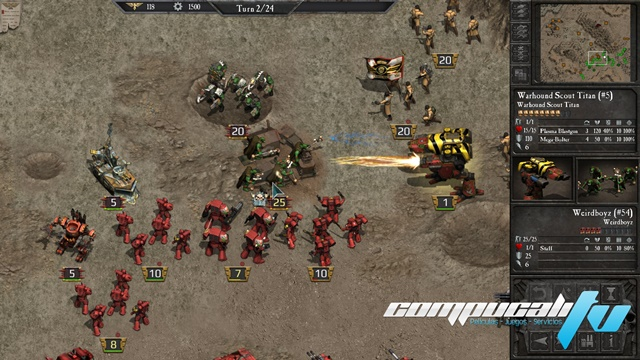 Warhammer 40000 Armageddon Glory of Macragge PC Game
